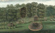 """Résultat de recherche d'images pour """"garden full of flowers illustration"""""""