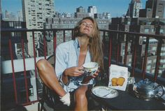 "80s-90s-supermodels: "" Elle MacPherson, circa late 80s """
