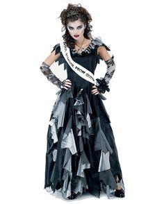 Zombie Prom Queen Kostüm Gr. M   Zombie Kostüme für Damen   horror-shop.com