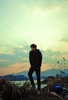 Song Jae Rim for Discovery Korea 2015