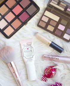 Brand feature of Make Up brand Too Faced. Eyeshadow, mascara, concealer, lipsticks etc Lipsticks, Concealer, Mascara, Make Up, Eyeshadow, Lifestyle, Rose, Books, Beauty