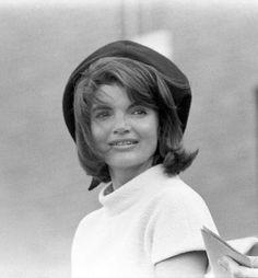 Jackie Kennedy, November 21, 1963