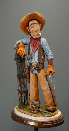 from outwest wood carving blog com.
