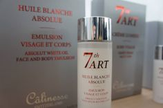 White oil. A miracle for your skin.