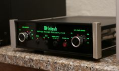 McIntosh MP 100 Phono Pre
