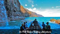 Kauai Activities - Na Pali Coast Raft Tours