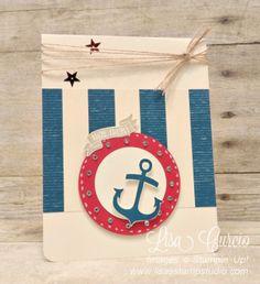 Ahoy, Seaside Shore by Lisa Curcio