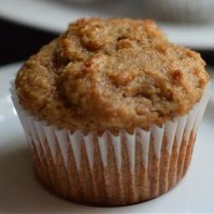 Classic Bran Muffins, by Janet Kalman Villada. Ingredients: 1 1/2 cups wheat bran, 1 cup buttermilk, 1/3 cup vegetable oil, 1 egg,  2/3 cup brown sugar, 1/2 teaspoon vanilla extract, 1 cup all-purpose flour, 1 teaspoon baking soda, 1 teaspoon baking powder, 1/2 teaspoon salt, 1/2 cup raisins. Makes 1 dozen.