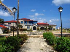 Al Capone's house in Varadero, Cuba
