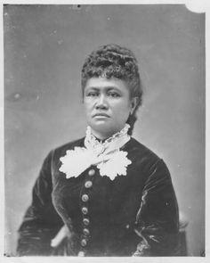 Princess Virginia Kapo'oloku Po'omaikelani (1839–1895).
