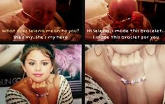 I've always liked Selena Gomez. You will too after this picture.