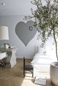 #interior #decor #styling #plant #grey #livingroom