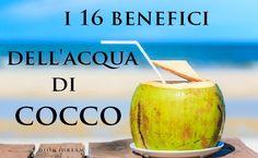 L'acqua di cocco è il nettare miracoloso?