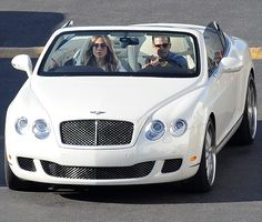 Arriving in style: Jennifer López  was driven to the studios by her boyfriend Casper Smart