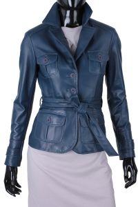 Marynarka skórzana damska DORJAN MNA073 Blond, Leather Jacket, Jackets, Fashion, Fotografia, Studded Leather Jacket, Down Jackets, Moda, Leather Jackets