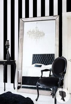 Stripe Removable Wallpaper Traditional Or Self Adhesive