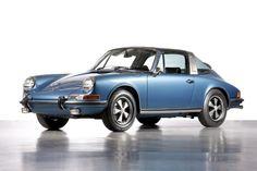 911 Targa wird Blaupause für Porsches Zukunft