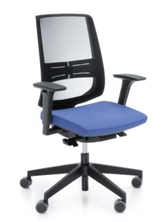 LightUp Task Chair - Product Page: https://www.genesys-uk.com/LightUp-Task-Chair.Html  Genesys Office Furniture Homepage: https://www.genesys-uk.com  The LightUp Task Chair is a modern swivel chair with a great price quality ratio, a perfect solution for those seeking ergonomic and economical chairs.