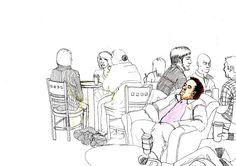 Nicola O'Byrne Illustration - Coffee | 222543