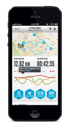 Health App Maker Azumio Launches Argus, A Comprehensive Food And Activity Tracker | TechCrunch