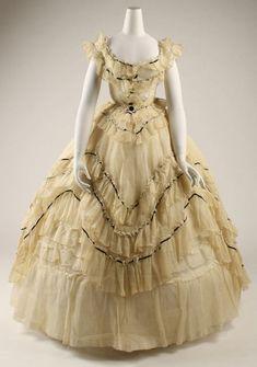 Dress ca. 1869