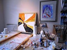 Barbara Van Rooyan - Work Zoom: Blue Canyon II
