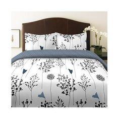 Perry Ellis Asian Full/Queen Comforter Set, Lily White by Perry Ellis, http://www.amazon.com/dp/B005C2T75K/ref=cm_sw_r_pi_dp_6lhDqb0TD1FQ6
