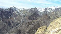 Vertiente de la Gaganta Tejea desde la Peña de Chilla