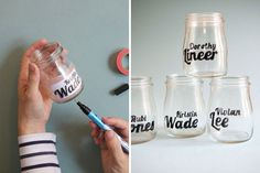 100 Clever Ways to Repurpose Mason Jars via Brit + Co.