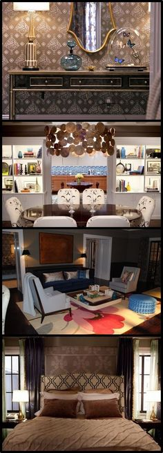 Carrie and Big's Apartment