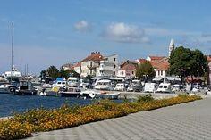 Top apartmány a ubytovanie Zadar - Dalmácia