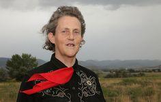 I love Temple Grandin!