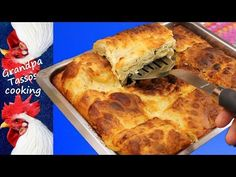 Cheese Pie Recipe with fresh herbs Cheese Pie Recipe, Cheese Pies, Greek Recipes, Pie Recipes, Happy Foods, Fresh Herbs, Tasty Dishes, Apple Pie, Yummy Food