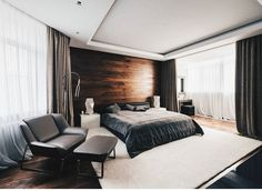 25 Tips And Photos For Decorating A Modern Master Bedroom images ideas from Modern Bedroom Designs Modern Master Bedroom, Modern Bedroom Design, Contemporary Bedroom, Modern Design, Home Decor Trends, Home Decor Inspiration, Style Inspiration, Best Interior Design, Interior Designing
