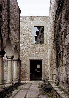 Souto de Moura: Conversion of the Santa Maria do Bouro Convent into a State Inn, Amares, Portugal.