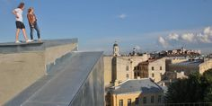 rooftop edge view - Google Search