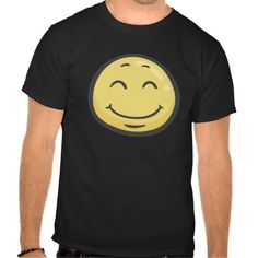Emoji: Relieved Face T Shirts