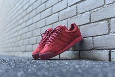 Adidas Originals Samoa Mystery Red