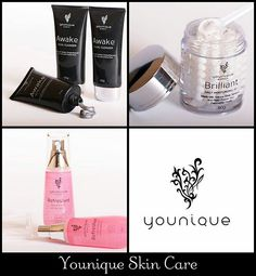 "Younique skin care. Welcome to the a ""Virtual Make-up Spa Party""! Would you like to hostess a party but don't have time, or a large enough home are your friends are all over the Country. Book a ""Virtual Make-up Spa"" party with me and receive FREE prizes & bonuses! or Join my Team and have your own Make-up party business. All parties are on-line!!!!  https://www.youniqueproducts.com/beautydiva"
