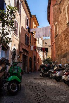 Trastevere , Italy