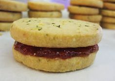 Bloatal Recall: Rosemary Cookies with Tomato Jam