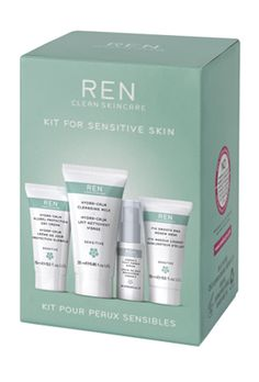 REN - Kit for Sensitive Skin