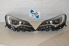 2x Neu Original VOLL LED Scheinwerfer Headlights Matrix IntelliLux Opel Astra K 2015-2016