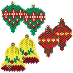 A Christmas Past Beaded Ornaments Kit