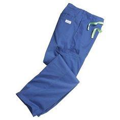 IguanaMed Stealth Unisex Scrub Pants - Azure Blue(Xxxl)