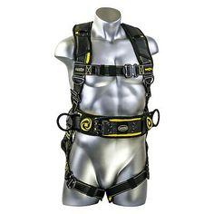 Tool Belt, Black N Yellow, Legs, Construction, Model, Fall, Light Year, Style, Military