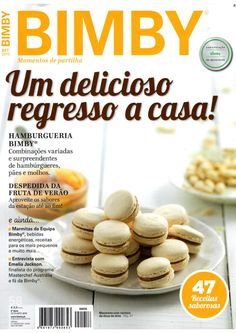 Revista bimby septiembre  2015