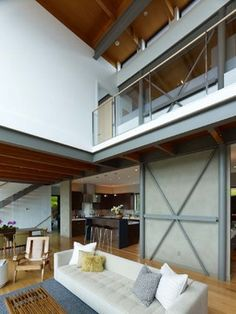 Contemporary Living Photos Design, Pictures, Remodel, Decor and Ideas