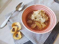Uuniohrapuuro – Barley Oven Porridge