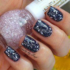 Miss Sporty Candy Shine Glitter Effect, 002